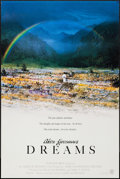 """Movie Posters:Foreign, Akira Kurosawa's Dreams (Warner Brothers, 1990). One Sheet (27"""" X 40.5"""") SS Advance. Foreign.. ..."""