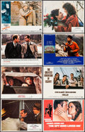 """Movie Posters:Mystery, Chinatown & Others Lot (Paramount, 1974). Lobby Cards (25), Lobby Card Sets of 8 (12) (11"""" X 14""""), & One Sheets (2) (27"""" X 4... (Total: 123 Items)"""