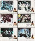 """Movie Posters:Science Fiction, A Clockwork Orange (Warner Brothers, 1971). Lobby Cards (6) (11"""" X 14""""). Science Fiction.. ... (Total: 6 Items)"""