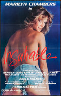 """Movie Posters:Adult, Insatiable & Other Lot (Miracle Films, 1980). One Sheets (2) (23.25"""" X 37"""", 26.5"""" X 39.5""""). Adult.. ... (Total: 2 Items)"""
