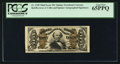 Fractional Currency:Third Issue, Fr. 1328 50¢ Third Issue Spinner PCGS Gem New 65PPQ.. ...