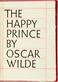 Books:Literature Pre-1900, Oscar Wilde. The Happy Prince. [New York: Kurt H. Folk,1955]....