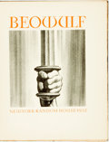 Books:Literature Pre-1900, [William Ellery Leonard, translator. Rockwell Kent, illustrator].LIMITED. Beowulf. New York: Random House, 1932...