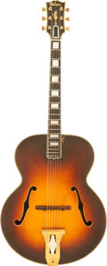 Musical Instruments:Acoustic Guitars, 1939 Gibson L-5 Sunburst Archtop Acoustic Guitar, Serial #EA5157....