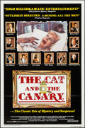 "Movie Posters:Horror, The Cat and the Canary & Other Lot (Quartet, 1981). One Sheets (57) (27"" X 41"") Flat Folded. Horror.. ... (Total: 57 Items)"
