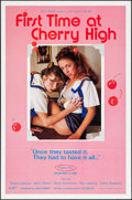 """Movie Posters:Adult, First Time at Cherry High & Other Lot (VCA, 1984). One Sheets (95) (27"""" X 41"""") Flat Folded. Adult.. ... (Total: 95 Items)"""