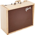 Musical Instruments:Amplifiers, PA, & Effects, 1961 Gibson Lancer Tweed Guitar Amplifier....