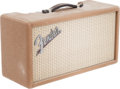Musical Instruments:Amplifiers, PA, & Effects, Circa 1992 Fender PR-263 Re-Issue Brown Reverb Unit, Serial #AC017949....