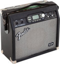 Musical Instruments:Amplifiers, PA, & Effects, 2000's Fender G-Dec Black Guitar Amplifier....