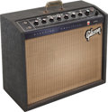 Musical Instruments:Amplifiers, PA, & Effects, Late 1960's Gibson Starfire Brown Guitar Amplifier, Serial #780159....