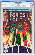Modern Age (1980-Present):Superhero, Fantastic Four #232 (Marvel, 1981) CGC NM/MT 9.8 White pages....