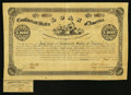 Confederate Notes:Group Lots, Ball 38 Cr. 88 $1000 Bond 1864.. ...