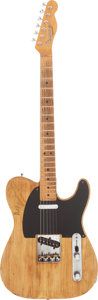 Musical Instruments:Electric Guitars, Roy Buchanan's 1952/1967 Fender Telecaster Blonde Solid BodyElectric Guitar, Serial # 0686/93089....