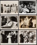 Movie Posters:Miscellaneous, Hollywood Photo Lot (Various, 1930s-1970s). Portrait, Publicity, and Scene Photos (200+) (Various Sizes), & Mini Lobby Cards... (Total: 200 Items)