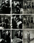 Books:Prints & Leaves, Collection of Forty-One Black and White Publicity Stills and ScreenTest Photos from the Film The Picture of Dorian Gray...