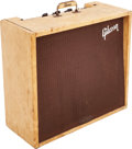 Musical Instruments:Amplifiers, PA, & Effects, 1959 Gibson GA-40 Les Paul Tweed Guitar Amplifier, Serial #56875....