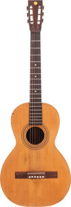 Musical Instruments:Acoustic Guitars, 1880's Imperial/Regal Natural Acoustic Guitar....