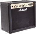 Musical Instruments:Amplifiers, PA, & Effects, 2000 Marshall MG30FX Black Guitar Amplifier, Serial #V-2008-50-3115-U....