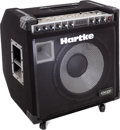 Musical Instruments:Amplifiers, PA, & Effects, 2000's Hartke KM200 Black Keyboard Amplifier, Serial # 9J0078....