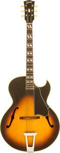 Musical Instruments:Acoustic Guitars, 1968 Gibson L-4C Sunburst Archtop Acoustic Guitar, Serial #952312....