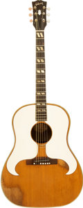 Musical Instruments:Acoustic Guitars, 1957 Gibson Country Western Natural Acoustic Guitar, Serial # U1896-30....