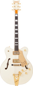Musical Instruments:Electric Guitars, 1992 Gretsch White Falcon White Semi-Hollow Body Electric Guitar, Serial # 922594-12....