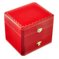 Timepieces:Other , Cartier Watch Box. ...