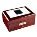 Timepieces:Other , Ulysse Nardin Wooden Presentation Box. ...