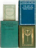 Books:Art & Architecture, [Art.] Group of Four Books. Various publishers and dates. ... (Total: 4 Items)
