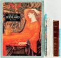 Books:Art & Architecture, [Art/Literature/Pre-Raphaelites]. Group of Seven Books Related to Edward Burne-Jones. Various publishers and dates.... (Total: 7 Items)