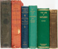 Books:Biography & Memoir, [Biography]. Group of Six Related to Napoleon. Various publishersand dates.... (Total: 6 Items)