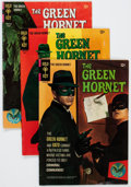Silver Age (1956-1969):Adventure, The Green Hornet #1-3 Group (Gold Key, 1967) Condition: Average VG+.... (Total: 10 Comic Books)