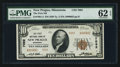 National Bank Notes:Minnesota, New Prague, MN - $10 1929 Ty. 2 The First NB Ch. # 7092. ...