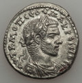 Ancients:Roman Provincial , Ancients: SYRIA. Laodicea ad Mare. Macrinus (AD 217-218). ARtetradrachm (11.11 gm)....