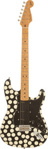 Musical Instruments:Electric Guitars, 1998 Fender Masterbuilt Buddy Guy Stratocaster Polka Dot Solid Body Electric Guitar, Serial # GB183....