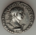 Ancients:Roman Provincial , Ancients: PHOENICIA. Tyre. Trajan (AD 98-117). AR tetradrachm(13.84 gm)....