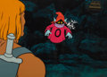 Animation Art:Production Cel, He-Man and the Masters of the Universe Orko Production CelSetup and Animation Drawing Group (Filmation, 1984).... (Total: 6Items)