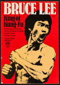 "Movie Posters:Action, Bruce Lee: King of Kung-Fu by Felix Dennis and Don Ayteo (StraightArrow, 1974). Magazine (96 Pages, 8"" X 11.75). Action.. ..."
