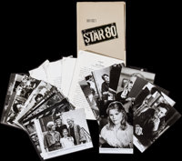 "Star 80 & Others Lot (Warner Brothers, 1983). Presskits (20) (Approximately 9"" X 12""). Drama. ... (Tot..."