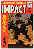 Golden Age (1938-1955):Horror, Impact #4 Gaines File pedigree 11/12 (EC, 1955) Condition:VF/NM....