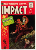 Golden Age (1938-1955):Horror, Impact #2 Gaines File pedigree 11/12 (EC, 1955) Condition: NM-....