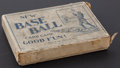 "Baseball Collectibles:Others, Early 1900s Parker Brothers ""New Base Ball"" Game Box...."