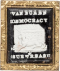 "Political:Small Miscellaneous (pre-1896), Martin Van Buren: The Rarest Variety of ""Subtreasury"" Sulfide...."