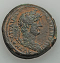 Ancients:Roman Provincial , Ancients: EGYPT. Alexandria. Hadrian (AD 117-138). AE drachm (25.44gm)....