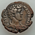 Ancients:Roman Provincial , Ancients: EGYPT. Alexandria. Marcus Aurelius as Caesar (AD139-161). BIL tetradrachm (12.17 gm)....