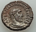 Ancients:Roman Provincial , Ancients: EGYPT. Alexandria. Maximinus (AD 235-238). BILtetradrachm (11.71 gm)....