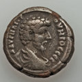 Ancients:Roman Provincial , Ancients: EGYPT. Alexandria. L. Verus (AD 161-169). BIL tetradrachm(13.31 gm)....