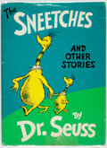 Books:Children's Books, Dr. Seuss. The Sneetches and Other Stories. New York: RandomHouse, 1961. First Edition....