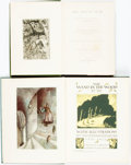 Books:Art & Architecture, Pair of Lushly Illustrated First Editions. Philip Gilbert Hamerton. The Sylvan Year. Leaves from the Note-Book of Raoul ... (Total: 2 Items)