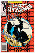 Modern Age (1980-Present):Superhero, The Amazing Spider-Man #300 (Marvel, 1988) Condition: FN+....
